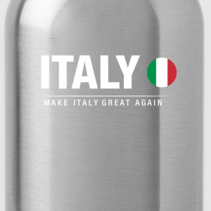 Make Italy Great Again - Water Bottle