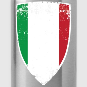 Flag of Italy - Water Bottle