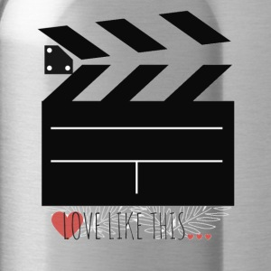 LOVE LIKE THIS - FILM - CINE - Water Bottle
