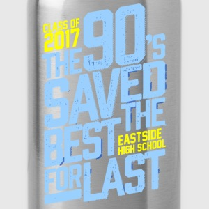 Class of 2017 Eastside High School - Water Bottle
