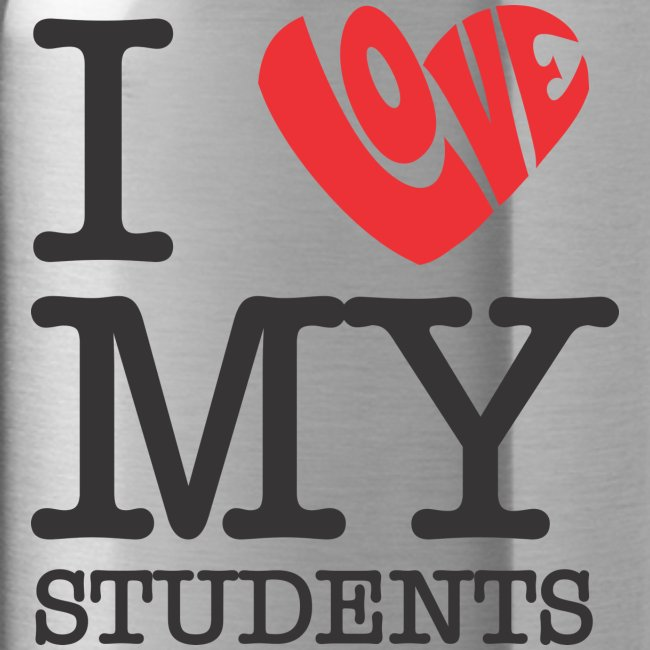 I Love My Students Women's T-Shirts