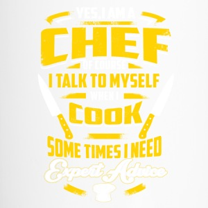 Chef Shirt - Travel Mug