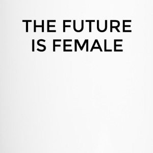 The Future is Female - Travel Mug