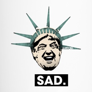 SAD Lady Liberty Trump Tee - Travel Mug