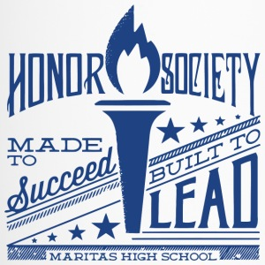 Honor Society Made to Succeed Built to Lead Marita - Travel Mug