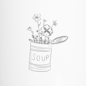 Soup. - Travel Mug