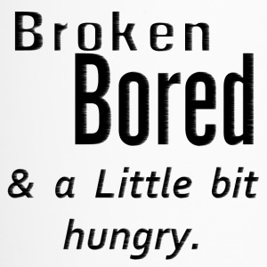 Broken bored - by Fanitsa Petrou - Travel Mug