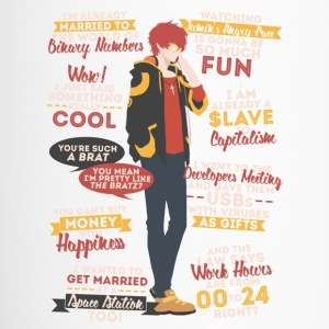 707 Quotes - Travel Mug