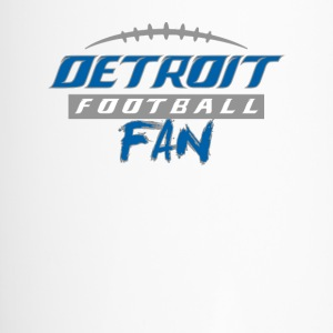 Detroit Football Fan - Travel Mug