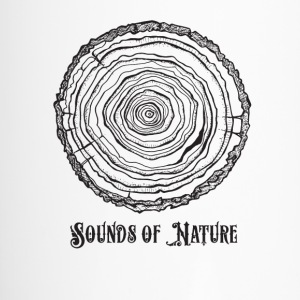 sounds of nature tee - Travel Mug