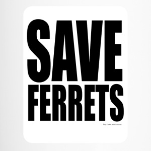 Save Ferrets - Travel Mug