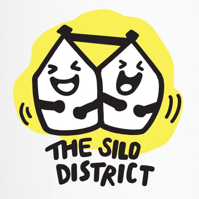The Silo District Comedy Club Logo