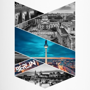 Berlin Germany City T-shirt - Travel Mug