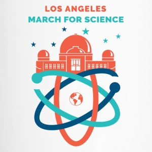 LA March for Science 2017 - Travel Mug