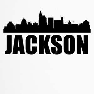 Jackson MS Skyline - Travel Mug