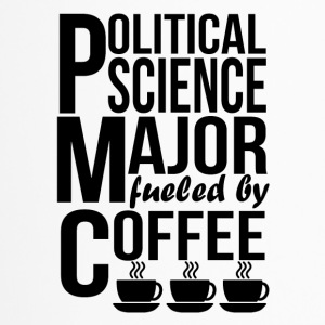 Political Science Major Fueled By Coffee - Travel Mug