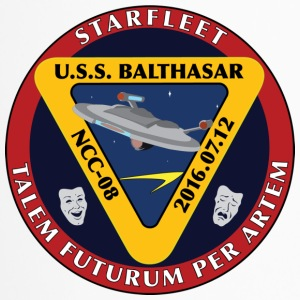 U.S.S. Balthasar Patch - Travel Mug