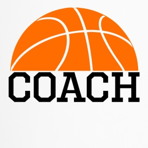 Basketball Coach - Travel Mug