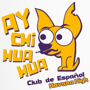 AY CHI HUA HUA Club de Espan ol Havana High - Travel Mug
