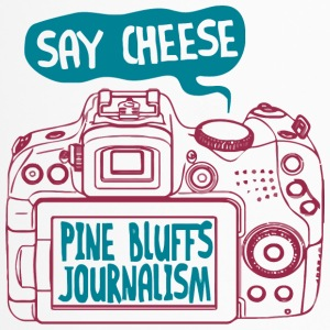 SAY CHEESE PINE BLUFFS JOURNALISM - Travel Mug