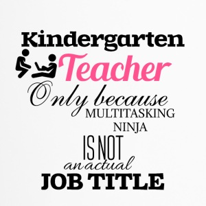 Kindergarten Teacher - Travel Mug