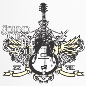 Rock is sound of the soul - Travel Mug