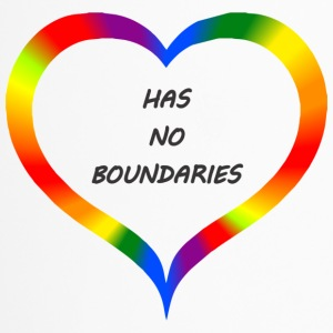 #lovehasnoboundaries - Travel Mug