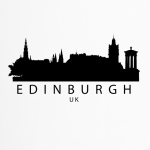 Edinburgh Scotland UK Skyline - Travel Mug