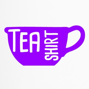 Tea Shirt Purple Power of Tea - Travel Mug