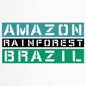 Amazon rainforest Brazil - Travel Mug