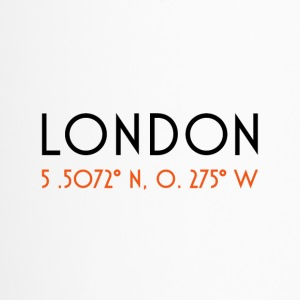 London CoordinateLondon Coordinate - Travel Mug