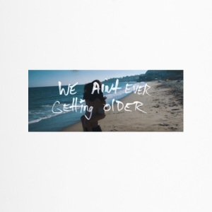 The Chainsmokers Closer Lyrics 5 - Travel Mug