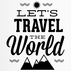 let-s_travel_the_world - Travel Mug