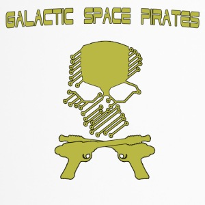 Galactic Space Pirates - Travel Mug