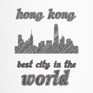 honG kong Best city in the world - Travel Mug