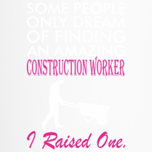 Some People Dream Amazing Construction Worker - Travel Mug