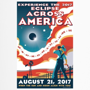 Official 2017 Eclipse Across America Gear - Travel Mug