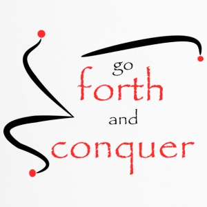 Forth and conquer - Travel Mug