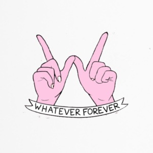 Whatever Forever - Travel Mug