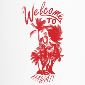 welcome_to_hawaii_red - Travel Mug