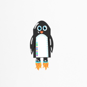 penguin ship - Travel Mug