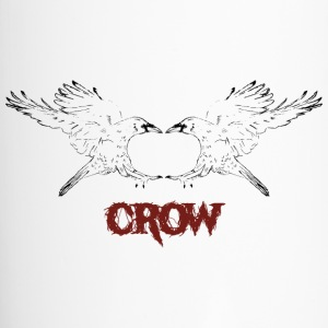 Mirror Crow - Travel Mug