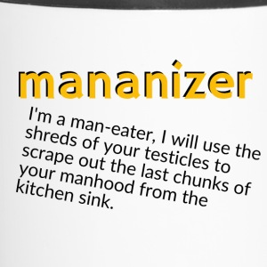 Mananizer - Travel Mug
