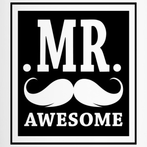 Mr-Awesome - Travel Mug