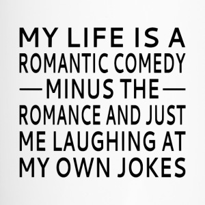 My Life Is A Romantic Comedy - Travel Mug