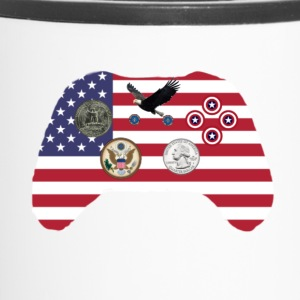 Untied States of America Xbox One controller - Travel Mug