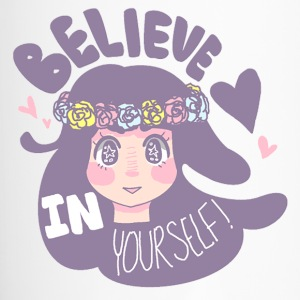 Believe in yourself! - Travel Mug