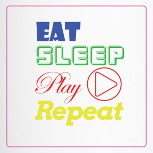 EAT, SLEEP, Play, Repeat - Travel Mug