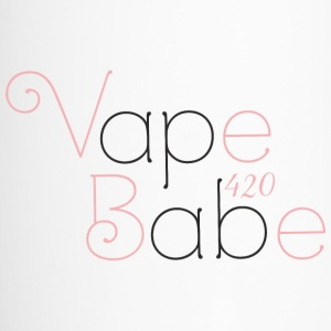 Vape Babe 420 - Travel Mug