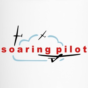 soaring pilot - Travel Mug